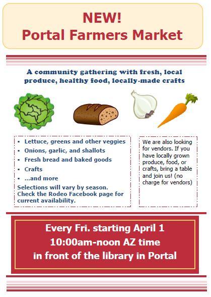 portal farmers market flyer